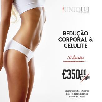 Redução Corpo & Celulite