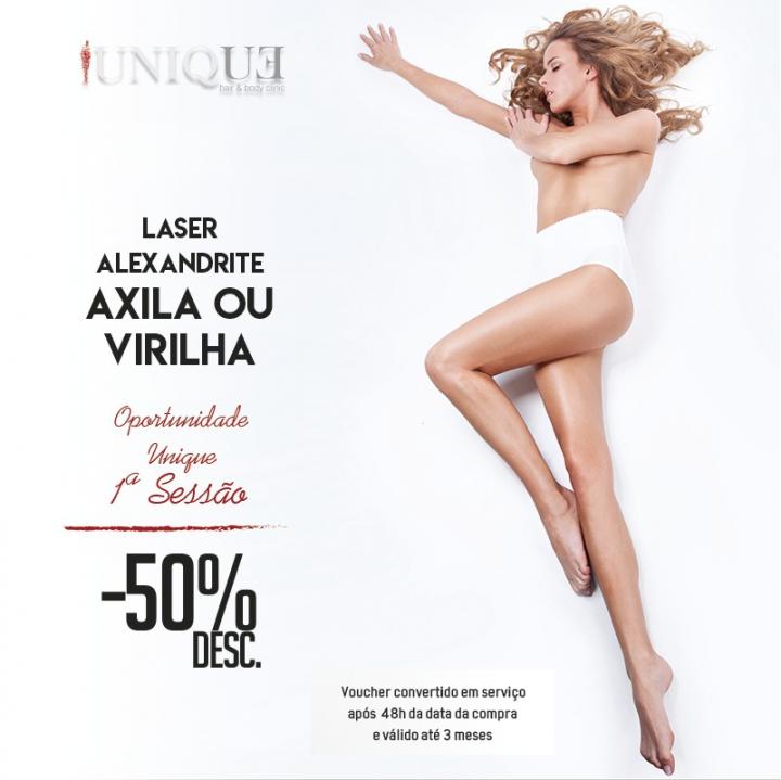 Virilha + Axila