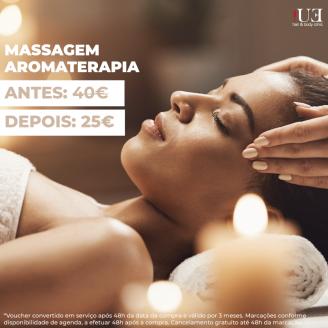 Massagem Aromaterapia