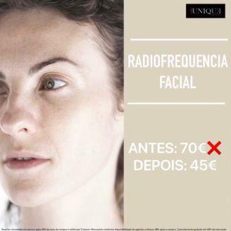 Radiofrequência Facial